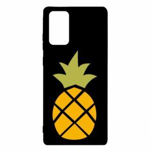Etui na Samsung Note 20 Bright pineapple