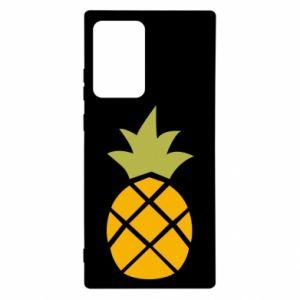 Etui na Samsung Note 20 Ultra Bright pineapple