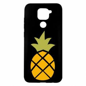 Etui na Xiaomi Redmi Note 9/Redmi 10X Bright pineapple