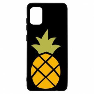 Etui na Samsung A31 Bright pineapple
