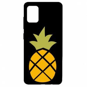 Etui na Samsung A51 Bright pineapple
