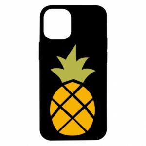 Etui na iPhone 12 Mini Bright pineapple