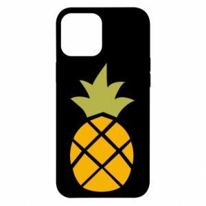 Etui na iPhone 12 Pro Max Bright pineapple