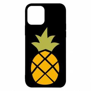 Etui na iPhone 12/12 Pro Bright pineapple