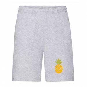 Szorty męskie Bright pineapple