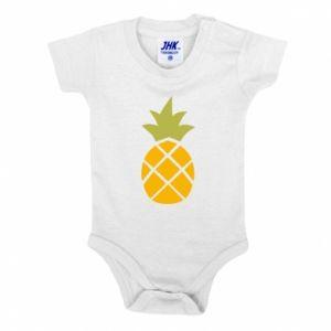 Body dziecięce Bright pineapple