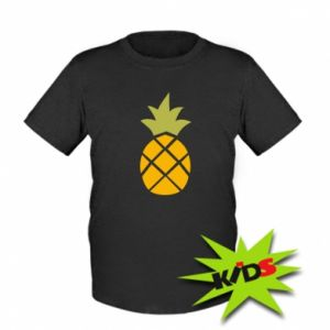Koszulka dziecięca Bright pineapple