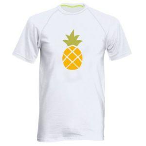 Koszulka sportowa męska Bright pineapple