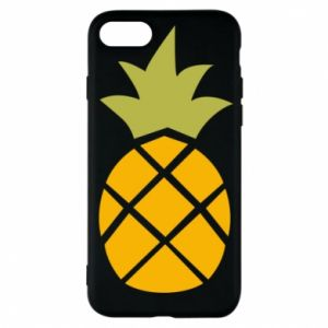 Etui na iPhone 7 Bright pineapple