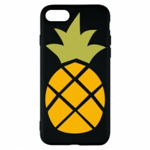 Etui na iPhone 8 Bright pineapple