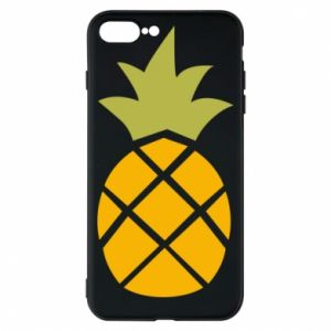 Etui na iPhone 8 Plus Bright pineapple