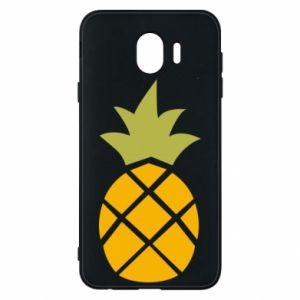 Etui na Samsung J4 Bright pineapple
