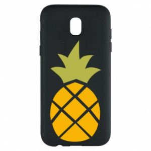 Etui na Samsung J5 2017 Bright pineapple