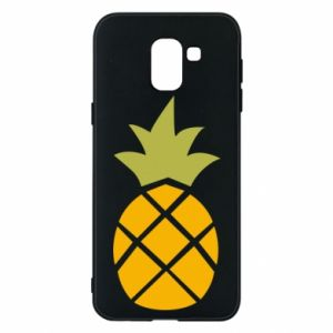 Etui na Samsung J6 Bright pineapple