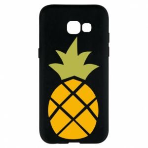 Etui na Samsung A5 2017 Bright pineapple