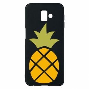 Etui na Samsung J6 Plus 2018 Bright pineapple