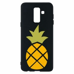 Etui na Samsung A6+ 2018 Bright pineapple