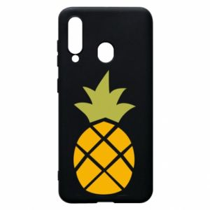 Etui na Samsung A60 Bright pineapple