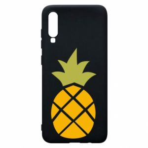 Etui na Samsung A70 Bright pineapple