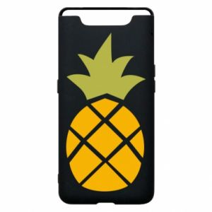 Etui na Samsung A80 Bright pineapple