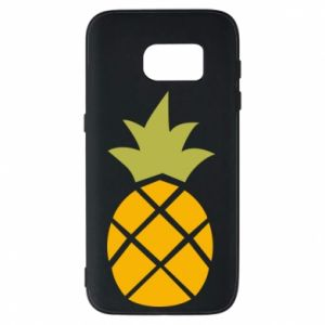 Etui na Samsung S7 Bright pineapple