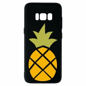 Etui na Samsung S8 Bright pineapple