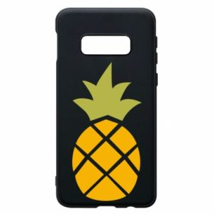 Etui na Samsung S10e Bright pineapple