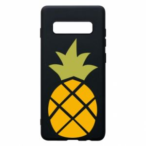 Etui na Samsung S10+ Bright pineapple