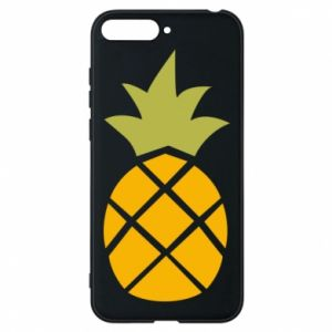 Etui na Huawei Y6 2018 Bright pineapple