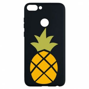 Etui na Huawei P Smart Bright pineapple