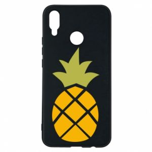 Etui na Huawei P Smart Plus Bright pineapple