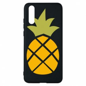 Etui na Huawei P20 Bright pineapple