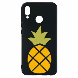 Etui na Huawei P20 Lite Bright pineapple