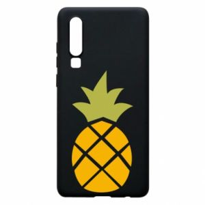 Etui na Huawei P30 Bright pineapple