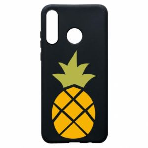 Etui na Huawei P30 Lite Bright pineapple
