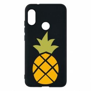 Etui na Mi A2 Lite Bright pineapple