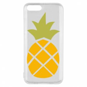 Etui na Xiaomi Mi6 Bright pineapple