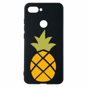 Etui na Xiaomi Mi8 Lite Bright pineapple