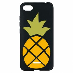 Etui na Xiaomi Redmi 6A Bright pineapple