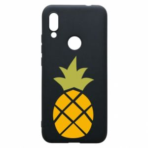 Etui na Xiaomi Redmi 7 Bright pineapple