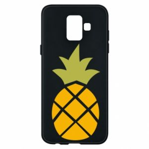 Etui na Samsung A6 2018 Bright pineapple