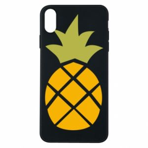 Etui na iPhone Xs Max Bright pineapple
