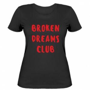 Damska koszulka Broken dreams club