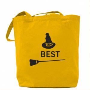 Bag Broom and hat Best - PrintSalon