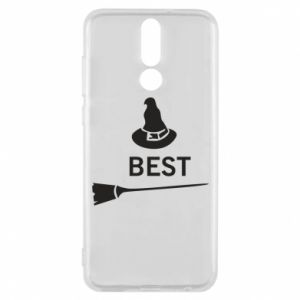 Phone case for Huawei Mate 10 Lite Broom and hat Best - PrintSalon