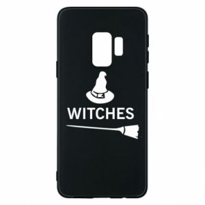 Phone case for Samsung S9 Broom and hat Witches
