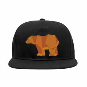 Snapback Brown bear abstraction