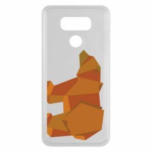 Etui na LG G6 Brown bear abstraction