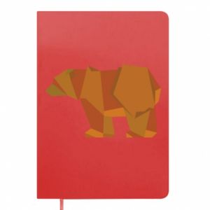 Notes Brown bear abstraction