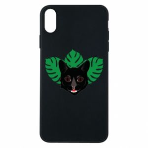 Phone case for iPhone Xs Max Brown-eyed panther